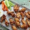 tex mex buffalo chicken wings