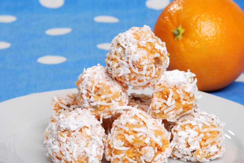 Riċetta: Blalen tal-larinġ, coconut u cranberry
