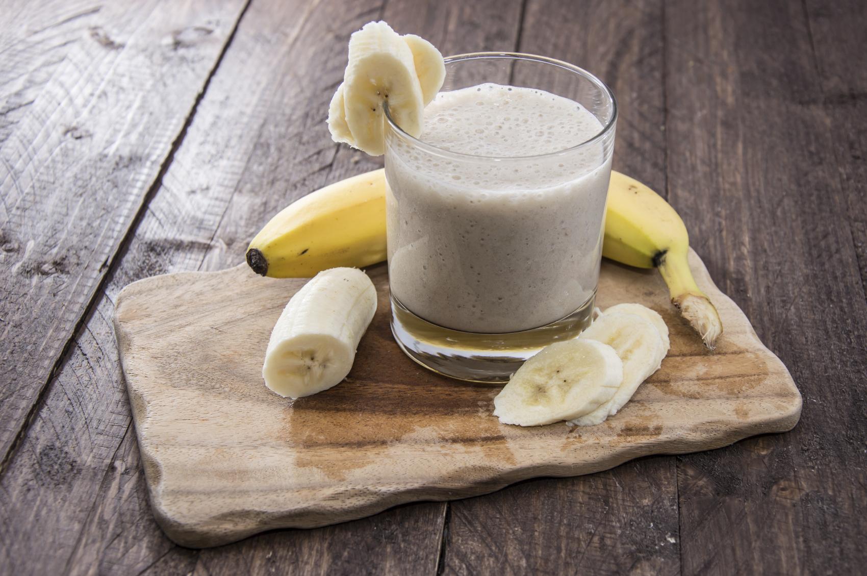 Творог и банан для спортсменов 6 фотография