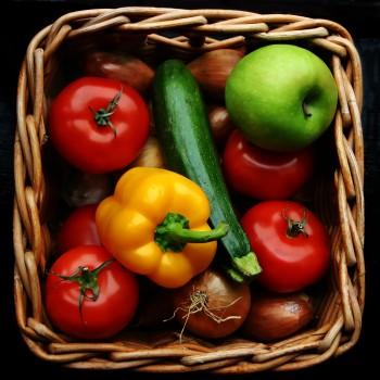 Recipe: Garden vegetable tray