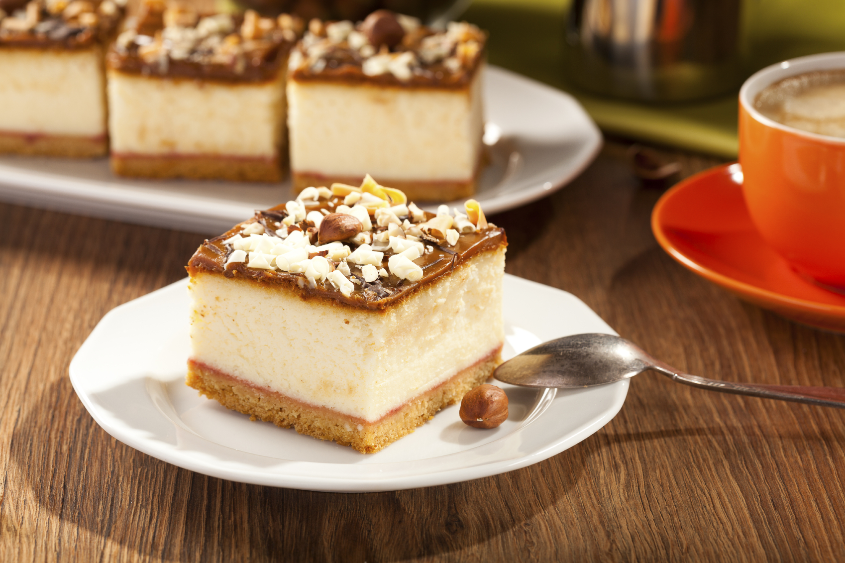Recipe Pumpkin cheesecake singlets
