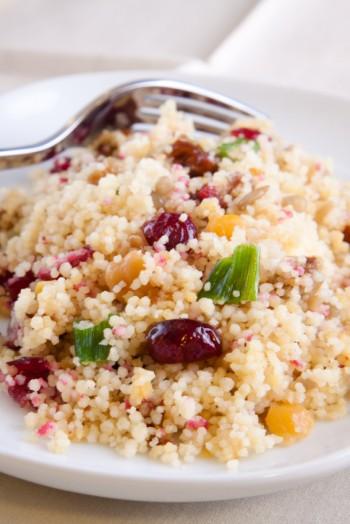 Recipe: North African salad