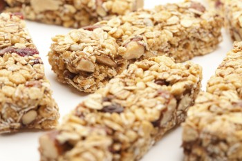 Recipe: Energy bars for breakfast