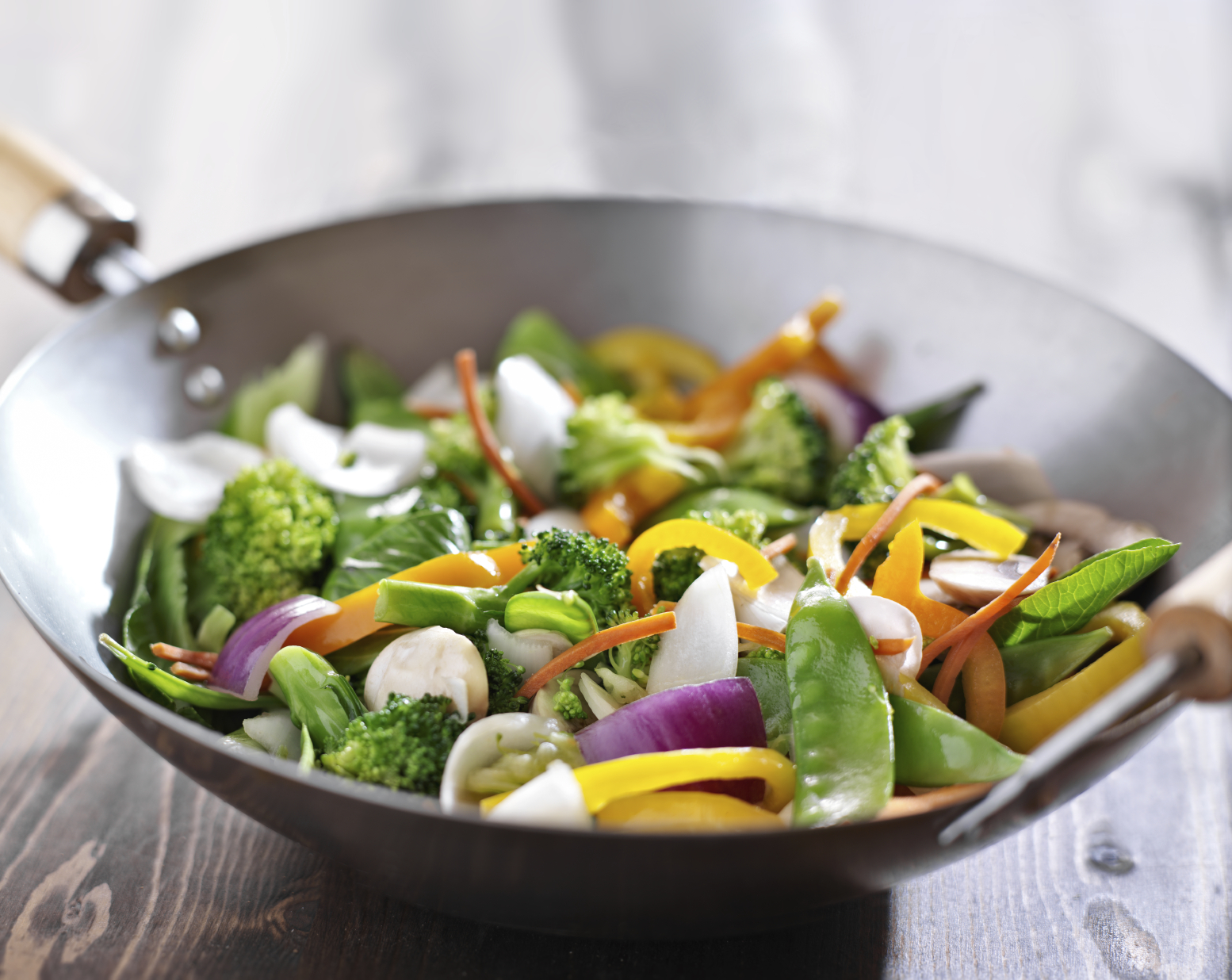 Recipe for ginger veggies stirfry