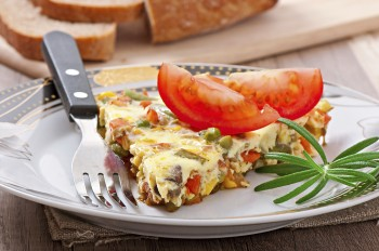 Recipe: Egg scramble breakfast