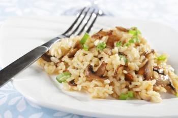Riċetta: Risotto tal-faqqiegħ (mushrooms) imħallat