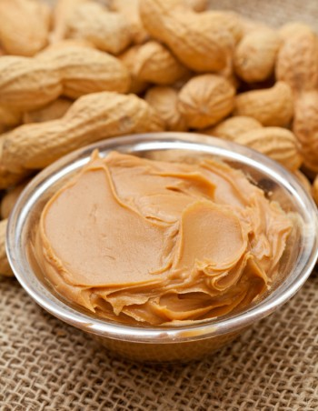 Recipe Easy, good-for-you peanut butter