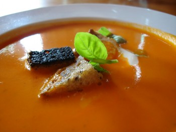Recipe for tomato soup