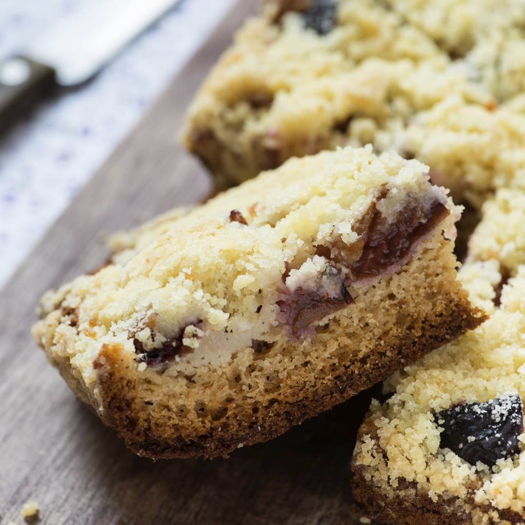 Recipe: Gluten- free prune cake