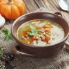Lentil soup with pumpkin - Soppa tal-qargħa ħamra u l-għazz