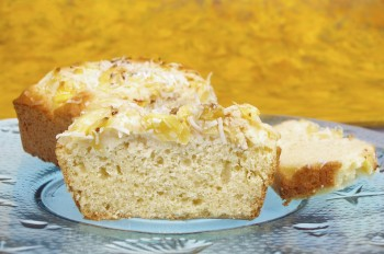 Recipe Orange coconut sponge