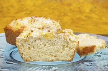 Recipe: Orange coconut sponge