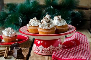 Riċetta: Muffins tal-banana u krema tal-karawett