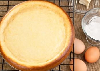 Riċetta: Cheesecake bil-patata ħelwa
