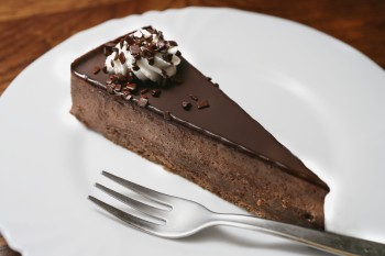 Recipe: Gluten free chocolate polenta cake