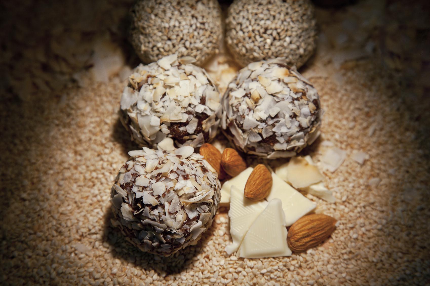 Riċetta: Blalen tal-Enerġija bla glutina/ Gluten free energy balls