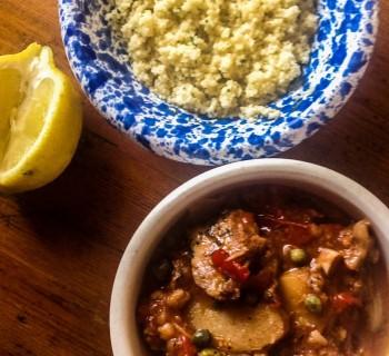 Recipe: Kawlata Stew with Ham Hock (Xikel)