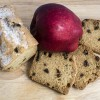 Recipe: Mixed fruit and apple bread