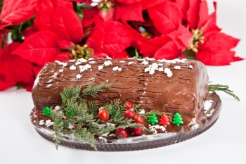 Recipe: Maltese-style Christmas log with reduced sugar and reduced fat