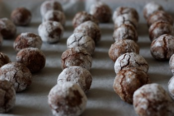 Riċetta Cookies taċ-ċikkulata mixquqin