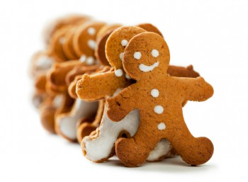 Recipe: Gingerbread cookies