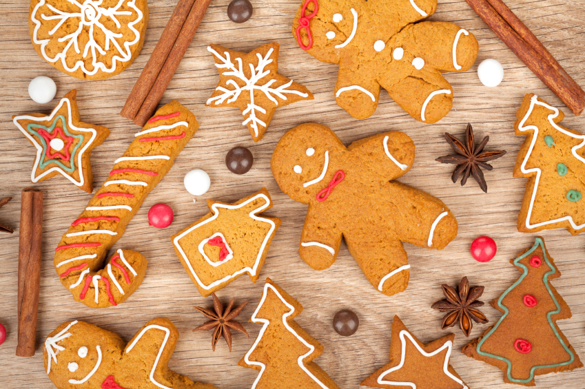 Recipe Lebkuchen – German-style Christmas biscuits