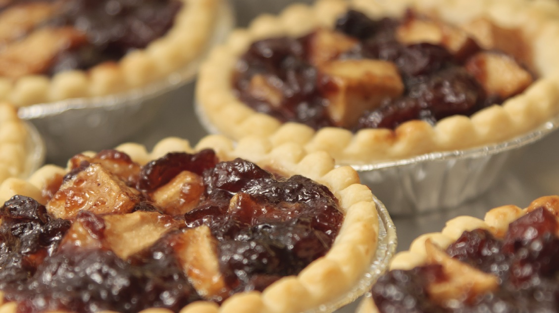 Recipe Mincemeat with chocolate