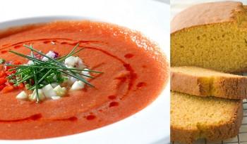 Riċetta: Soppa tal-bżar aħmar (capsicum) bil-ħobż tal-polenta