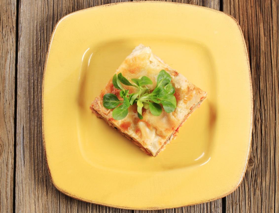 Recipe of chicken and polenta lasagna Riċetta: Lażanja tal-polenta u tiġieġ