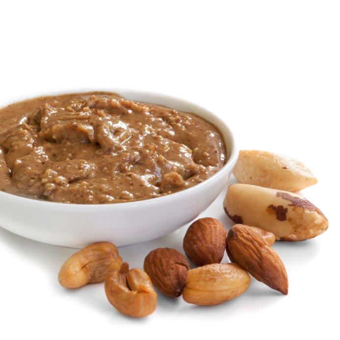 Recipe: Butter made out of different types of nuts - Riċetta: Butir ta' ġewż (nuts) differenti