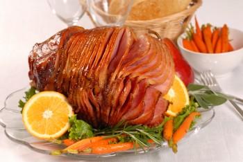 Recipe: Orange and honey gammon
