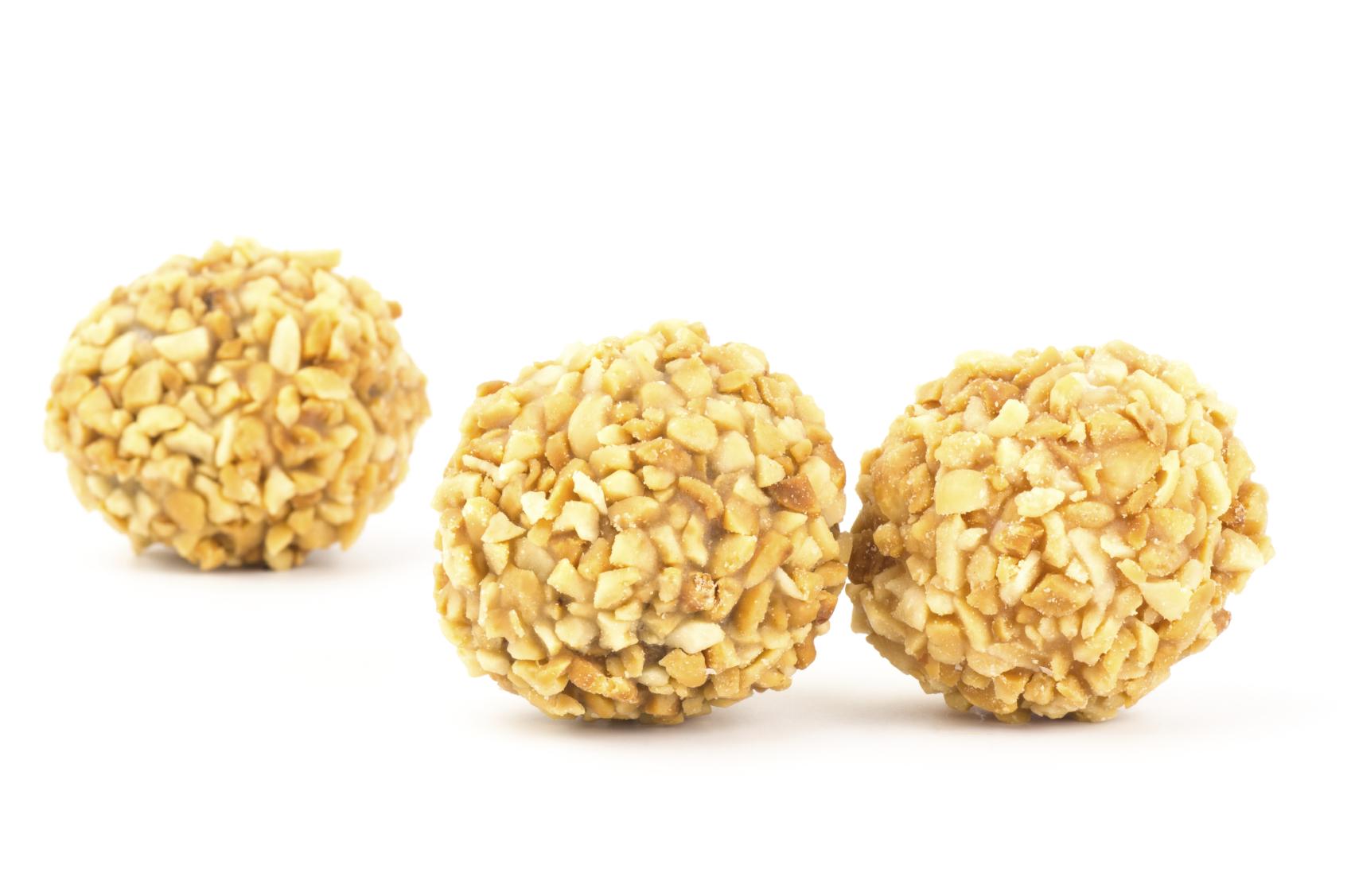 Riċetta: Blalen tal-ġewż Recipe: Walnut balls