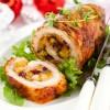 Riċetta: Sider tad-dundjan mimli bil-ġewż u l-cranberries Recipe: Turkey breasts stuffed with walnuts and cranberries