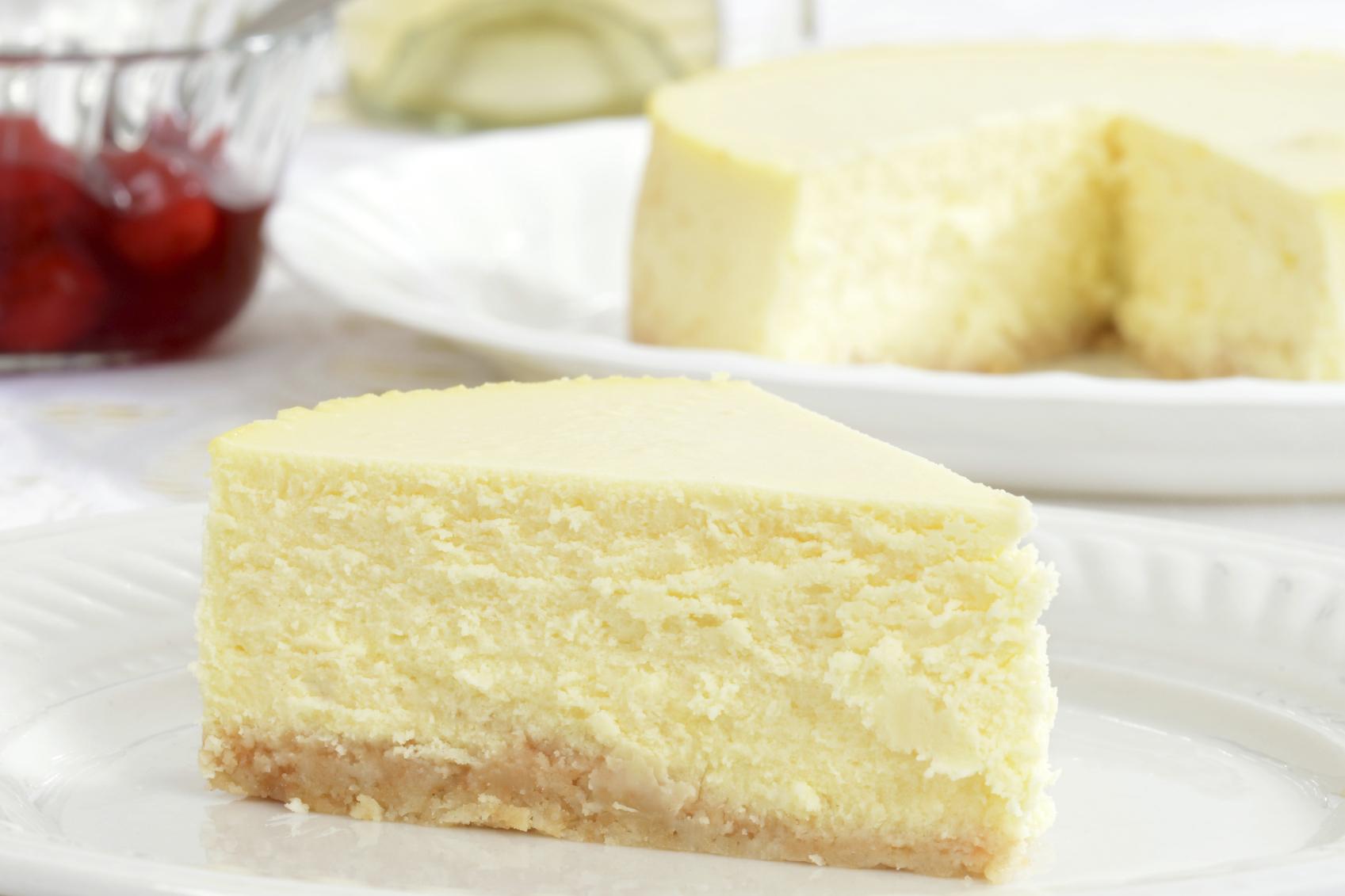 Receipe: Baked cheesecake with no added sugar Riċetta: 'Cheesecake' fil-forn, mingħajr zokkor miżjud
