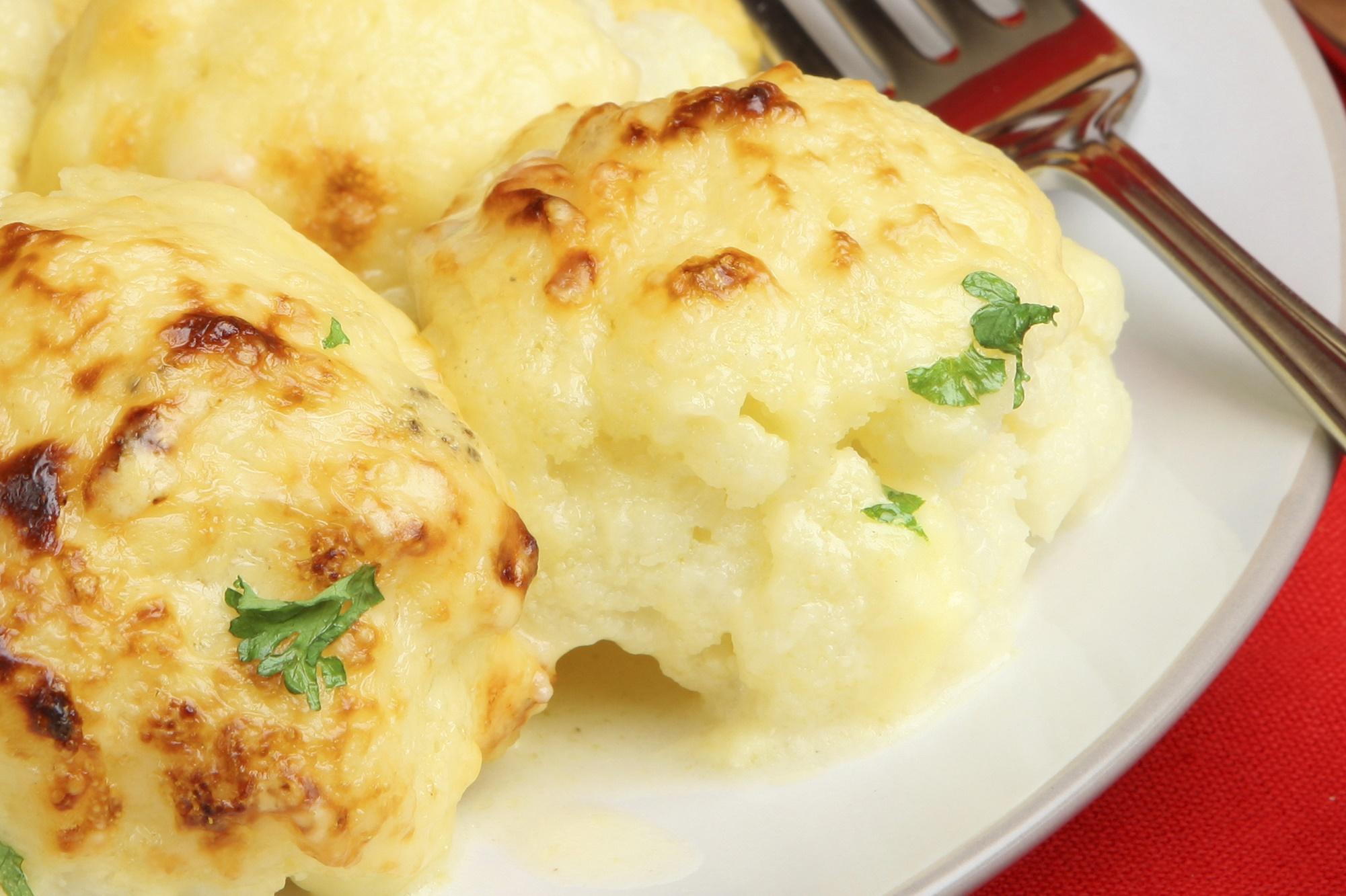 Recipe Baked mashed potato florets Fjuri tal-patata fil-forn