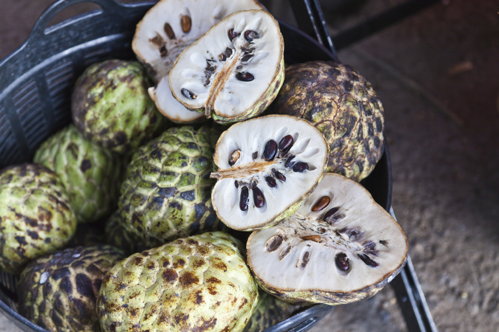 The health benefits of a wonder fruit with super nutritional properties: Chermoya