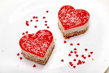 Preparing for Valentine's day: Flavours of love
