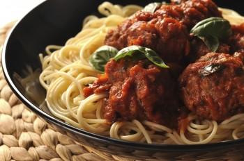 Recipe: Meatballs and spaghetti