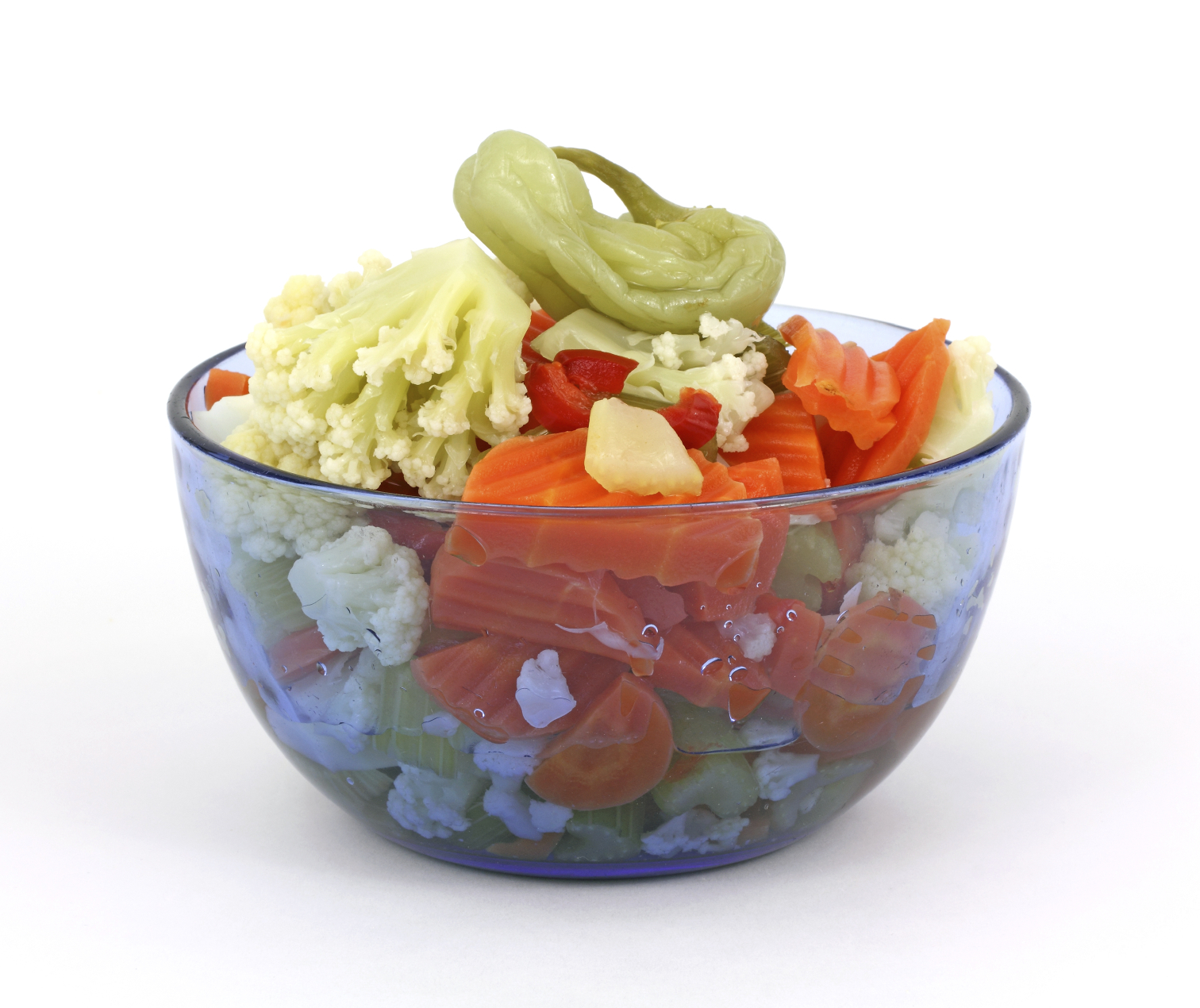 Recipe Pickled vegetables (giardiniera)