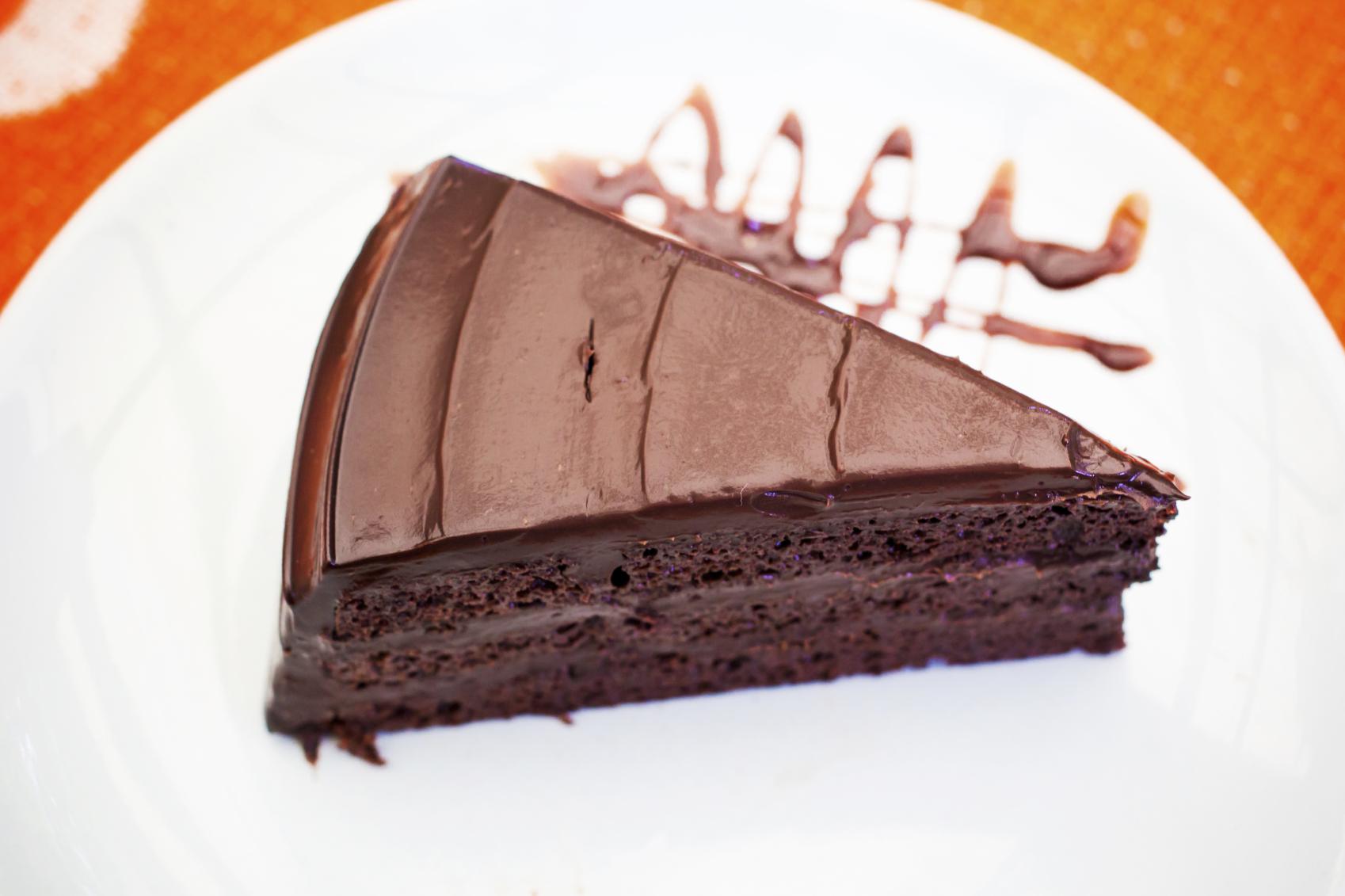 Chocolate and beet cake Kejk taċ-ċikkulata u l-pitravi