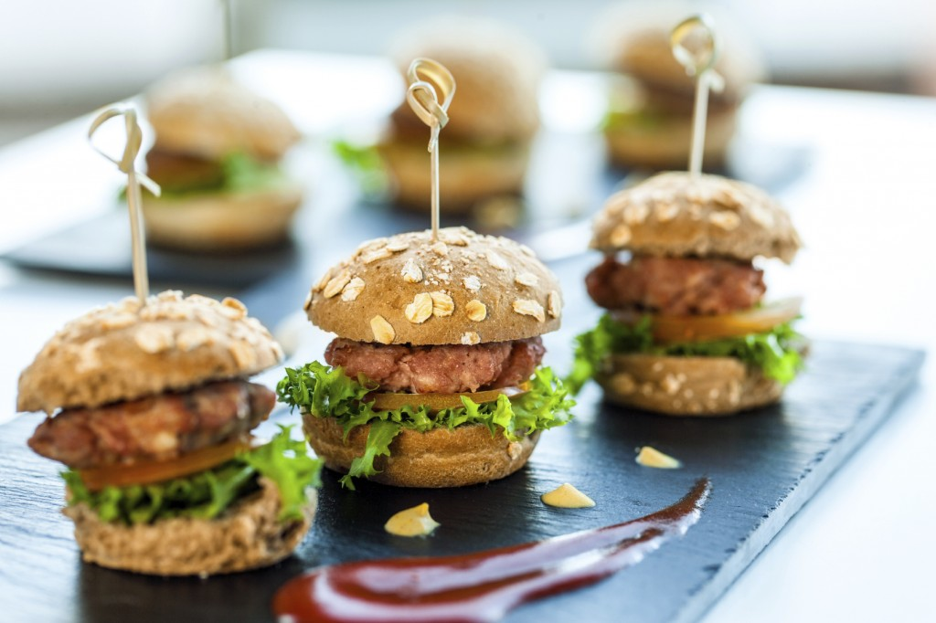 8 quick homemade burgers