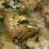 Artichokes in olive oil: Qaqoċċ fiż-żejt taż-żebbuġa