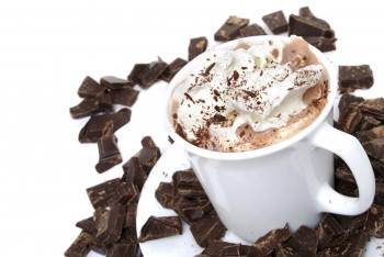 Hot chocolate drink: Xarba taċ-ċikkulata sħuna