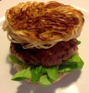 Recipe: Ramen burger