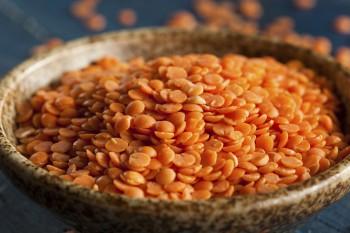 Riċetta: Spagetti biz-zalza tal-għads aħmar (red lentils)