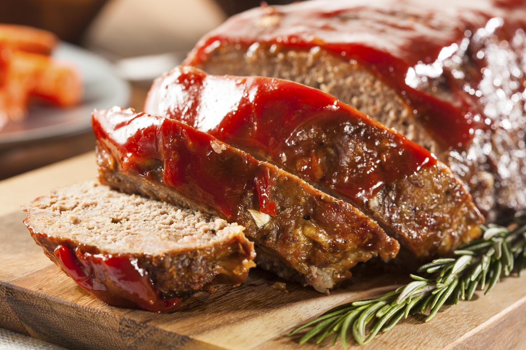 Seasoned meatloaf: Pulpettun imħawwar taċ-ċanga