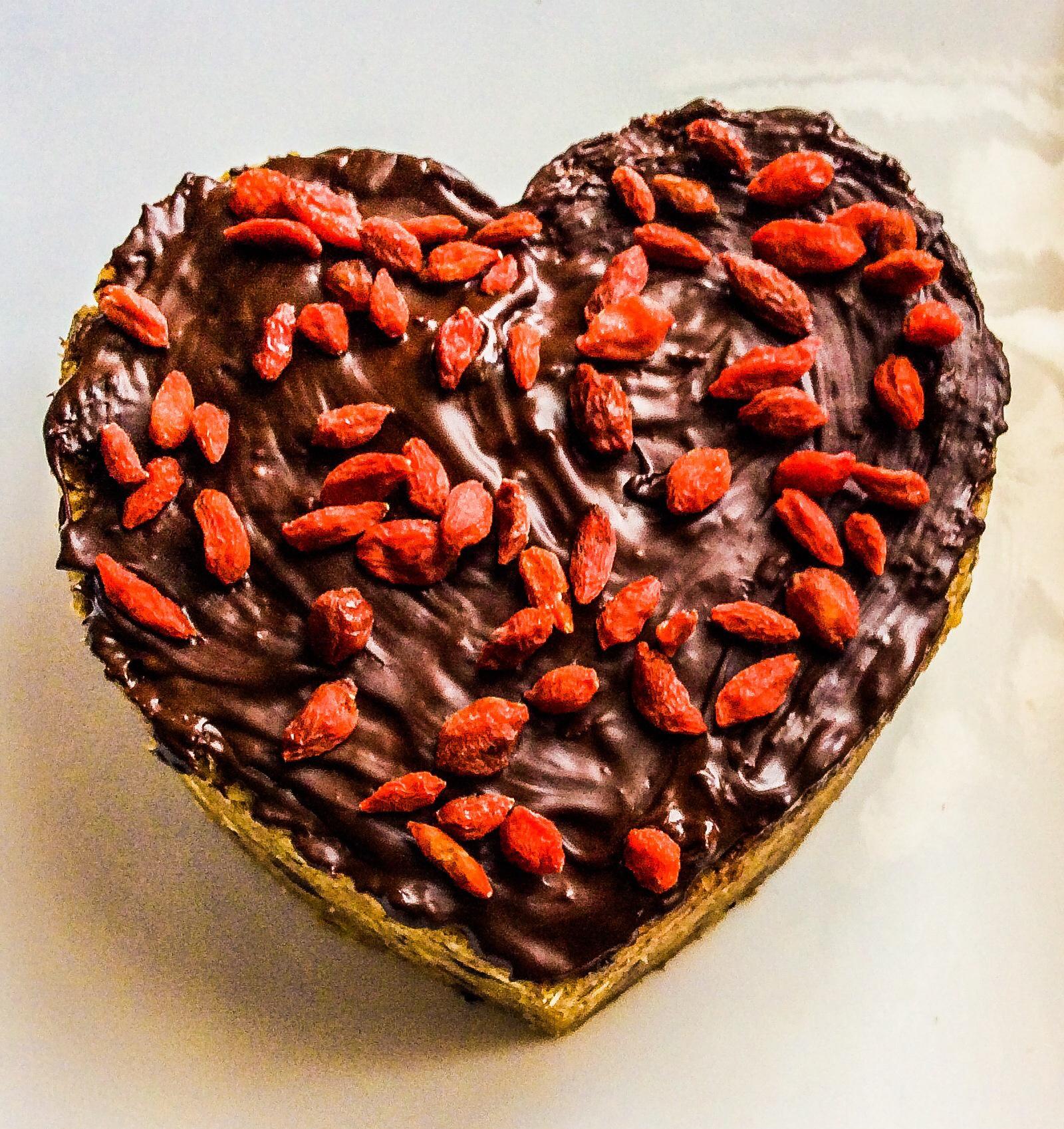 St Valentines day heart Qalb għas-saħħa f'Jum San Valentinu