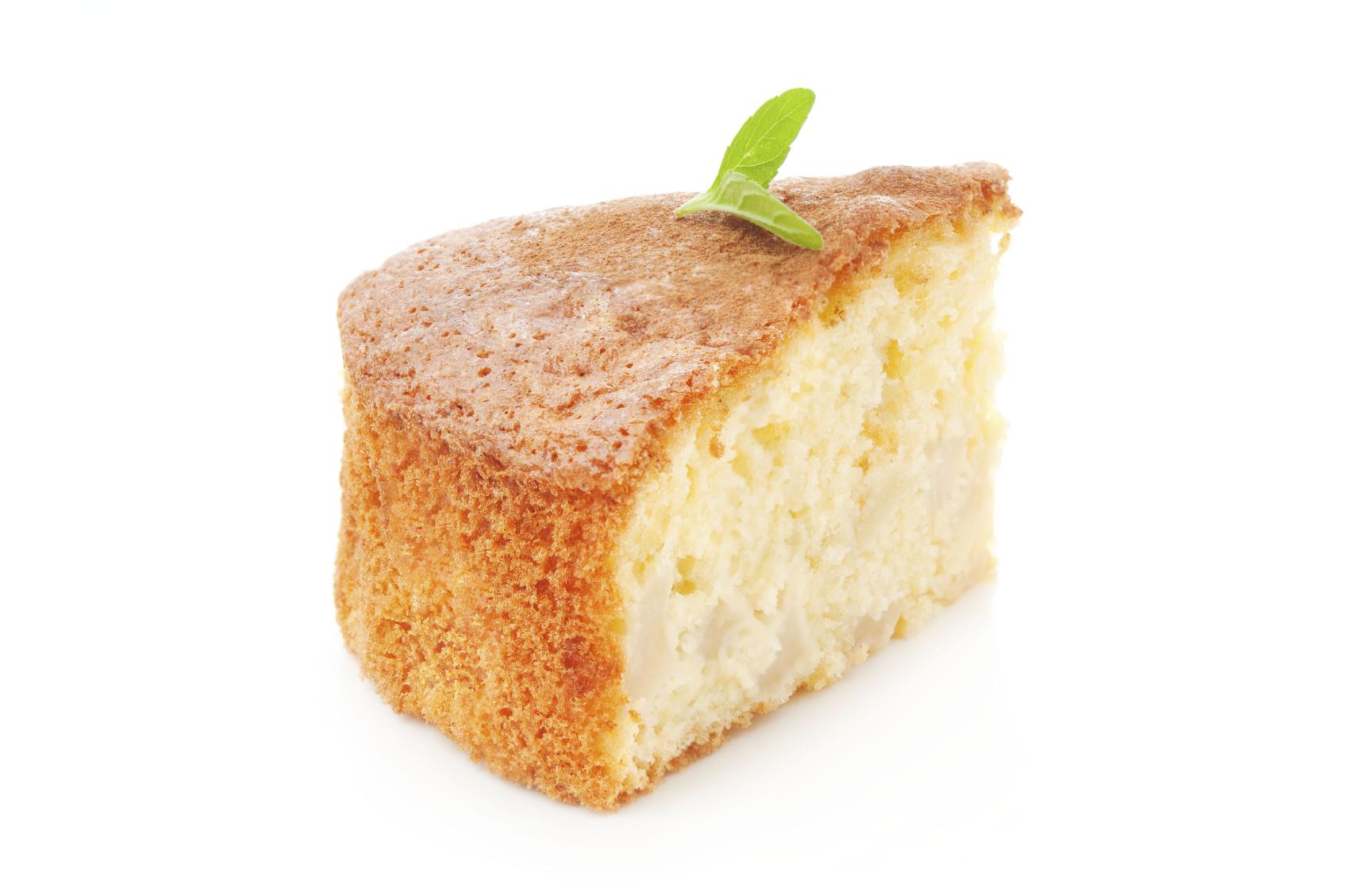 Dairy free orange cake