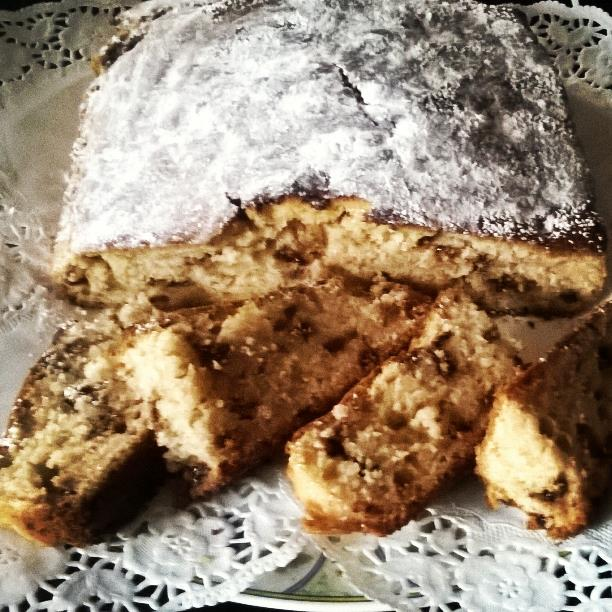 One bowl banana chocolate chip cake by Pauline Spiteri Bugeja