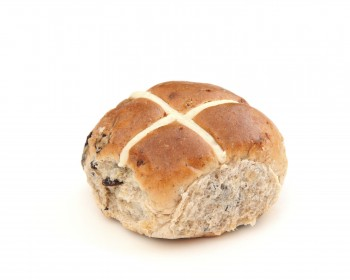 Recipe: Sugar free hot cross buns with stevia and no butter